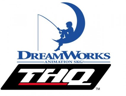 DreamWorks & THQ join forces.