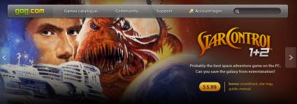 Star Control on GOG.com